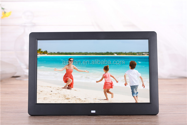 "lcd monitor usb video media player for <strong>advertising</strong> 13"" inch digital"
