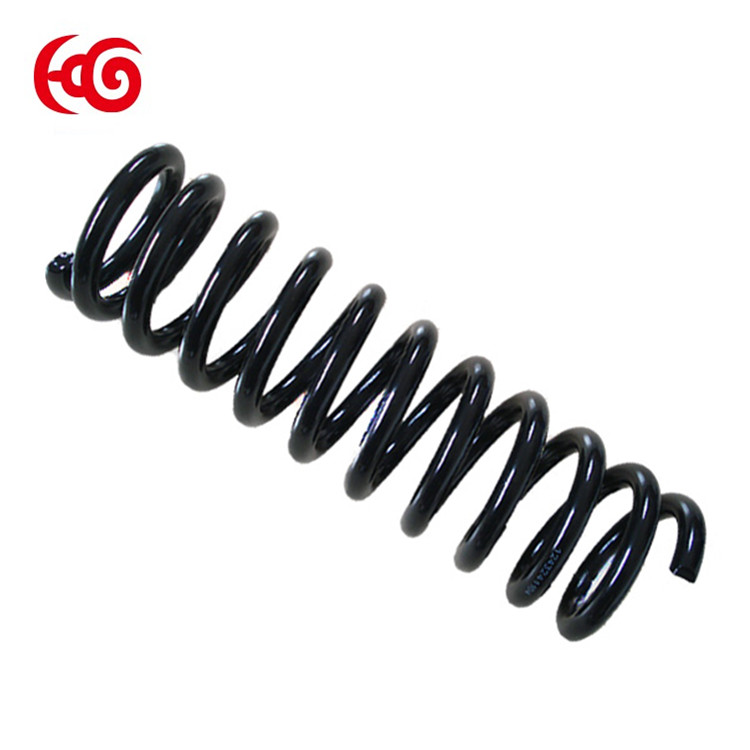 high quality rear shock absorber coil spring for germany car <strong>W124</strong> R 1243241104