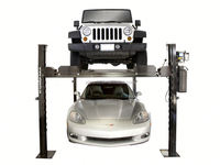 ATPARTS ATL- 4155 rotary lift dealers mobile 2 post car lift with high quality