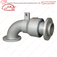 be made up of stainless steel material coaxial rotary joint