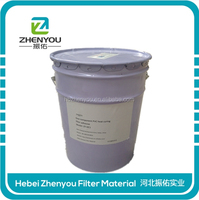 low price china-made room temperature curing automotive oil filter one component pu adhesive/glue/foam