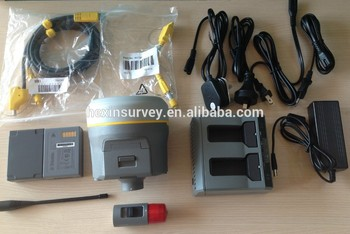 Trimble GPS Receiver R10 with Advanced Communication Capabilities