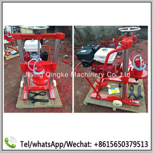 13hp Road boring machine Asphalt pavement drilling machine