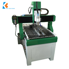 Hot sale wood mini cnc milling machine ,mini size advertising cnc router 6090 for metal , acrylic , MDF