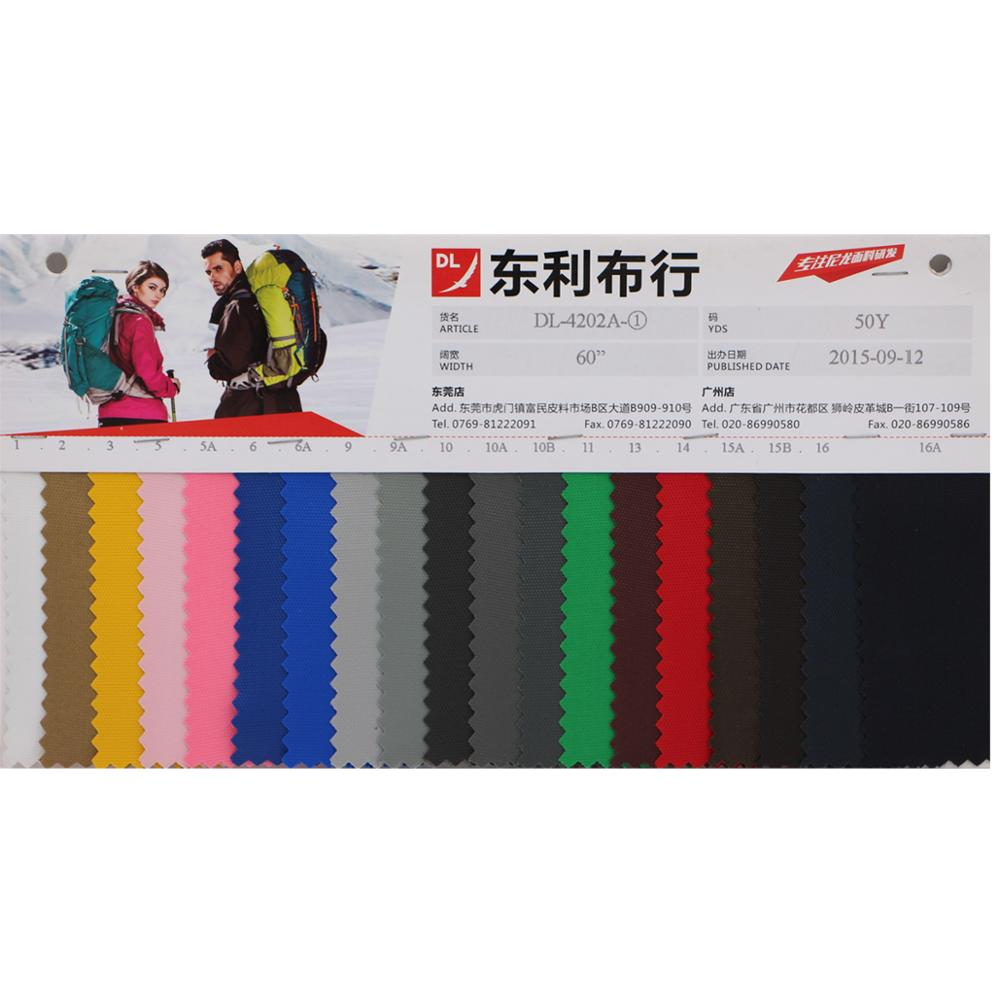 420D pvc ripstop waterproof <strong>nylon</strong> oxford fabric 420 denier <strong>nylon</strong> for travel bags