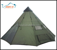 Polyester/Oxford Tent Tipi Tent Teepee Tent for Military and Camping