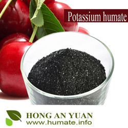 leonardite humus humic acid for water holding and cation exchange