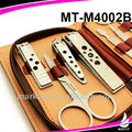Hight end personalized good quality manicure set