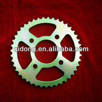 420 motorcycle chain sprocket