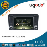 Wholesale touch screen car gps dvd car audio navigation system for Audi A3