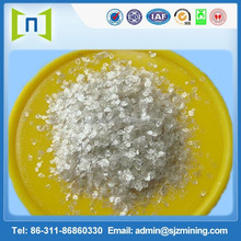 Muscovite mica flakes prices