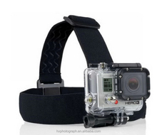 A Model Elastic Adjustable Head Strap for GoPros Heros 3+/3/2/1