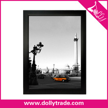 Top Building for Decor 25x35 Photo Picture Frame