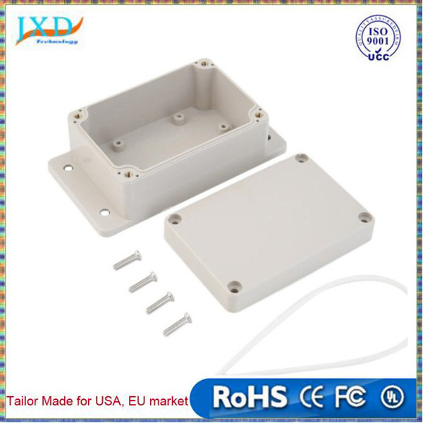 New Waterproof 100 x 68 x 50mm Plastic Electronic Project Box Enclosure Case