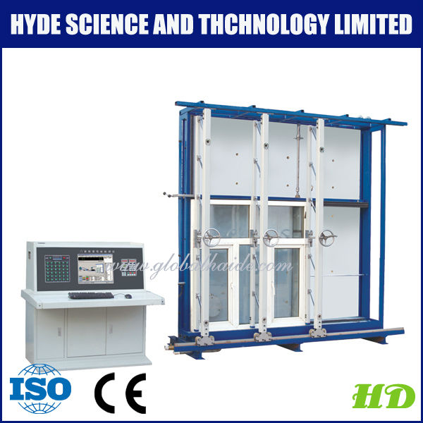 electronic laboratory door window physical property testing equipment