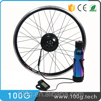 Manufacturer 36V / 250W with battery rear wheel electric bike kit