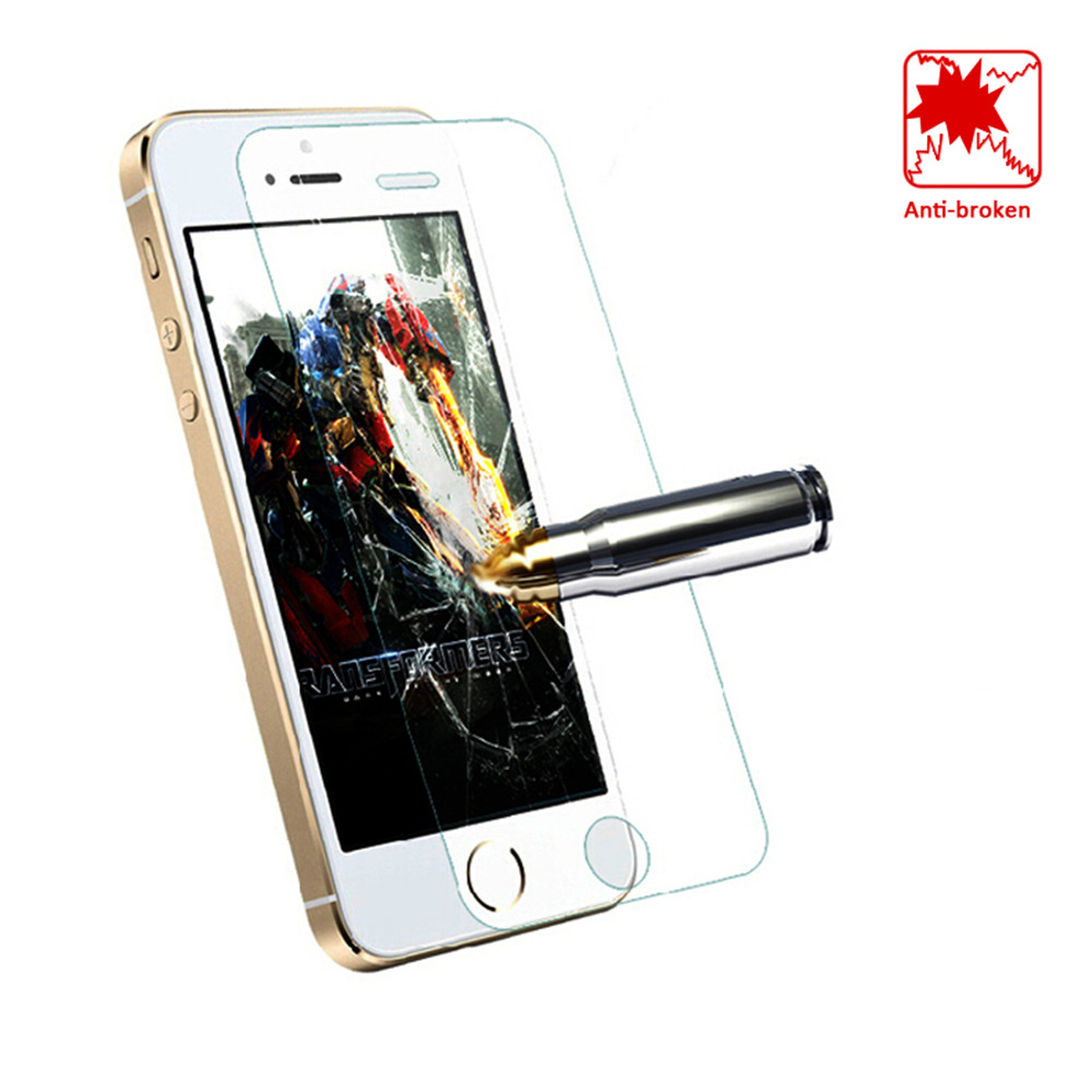 Tempered Glass Screen Protector for Iphone 5 Screen Protector Iphone 5s