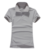 cheap promotional women pique polo shirt
