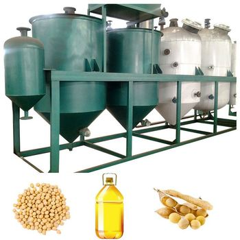 30TDP Soybean solvent equipment oil extraction