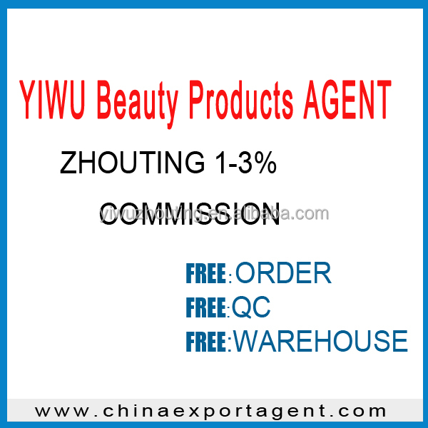 Ten years trade company specialty YIWU Beauty Products AGENT