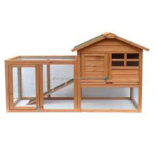 Trade assurance high quality custom pet poultry rabbit cage hutch chicken kennel house