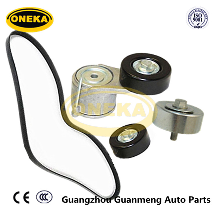 [ONEKA PARTS]AUTO ENGINE TIMING BELT KITS FOR JEEP Wrangler / Liberty 2007-2011 / DODGE Nitro 07-09 2.8 SPARE PARTS