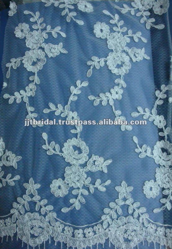 Lace fabric LY8810