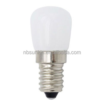 Mini size E14 led refrigerator bulb, led bulb for refrigerator, led fridge bulb