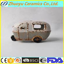 Ceramic Car Decoration Mini LED Light