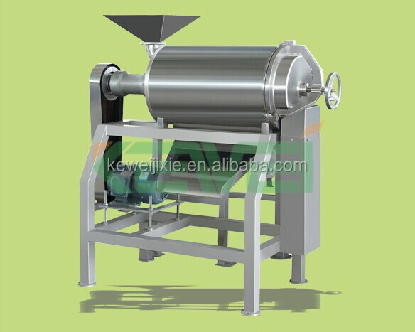 Vegetable and fruit pulping / pulper machine / Tomato Juice Pulper