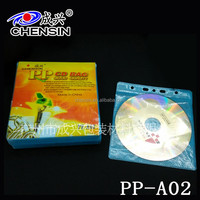 plastic sleeve pp cd sleeve cd tissue PP CD SLEEVE SINGLE AND DOUBLE