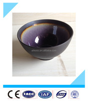 Fast delivery cheap round 6 inch stoneware ceramic dinner bowls from China manufacturer