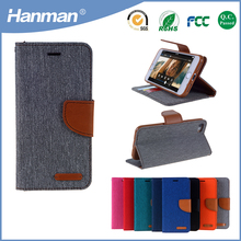 Most popular new design leather cellphone case for iphone5