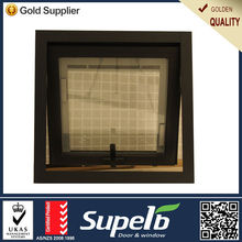 New design fashion low price aluminium mini opaque blind glass window
