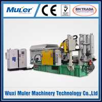 real time control system cold chamber die casting machine