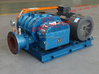 MFSR-100 Three -Lobe Positive Displacement Roots Blower Aerator