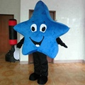 HOLA star mascot costumes/adult mascot for sale