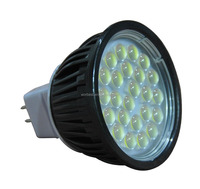 GU10 Led Spotlight 5 Watts 300 Lumens 50 Watt Flood Light bulb Halogen Spotlight Equivalent 3000K Soft White