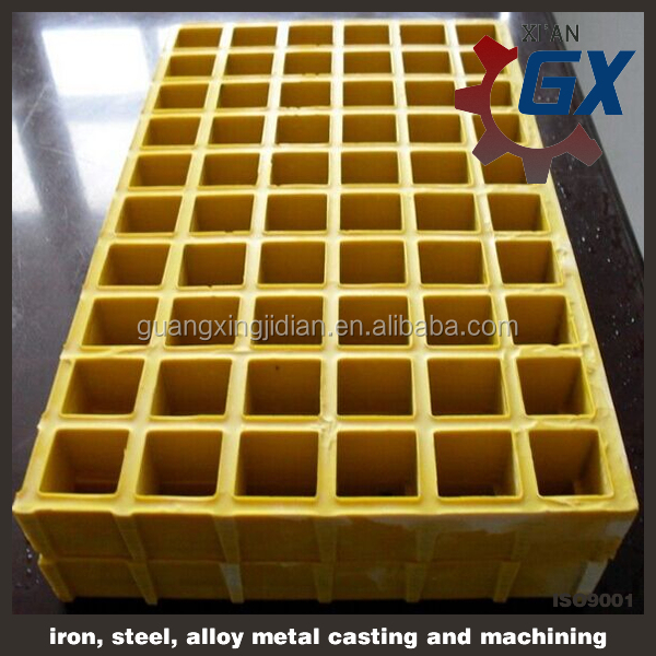 Molded frp grating/outdoor drain grates