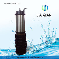 high pressure multistage underground water pump