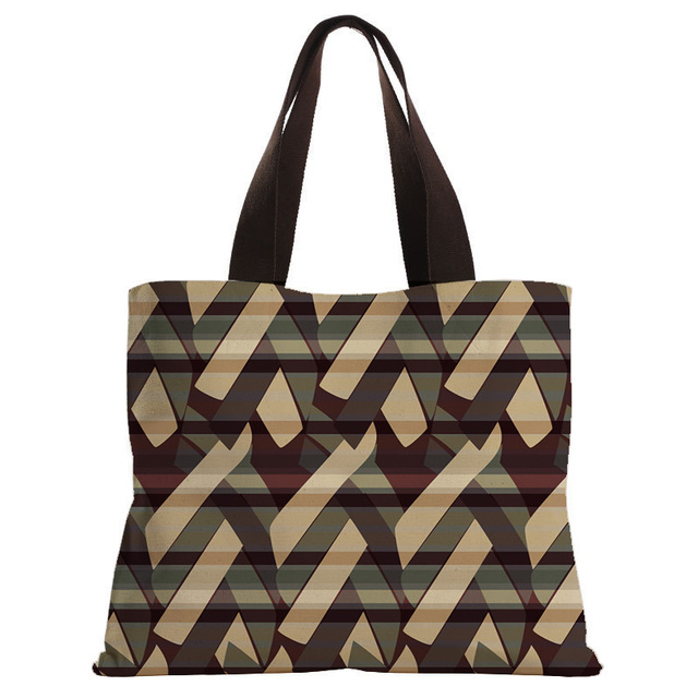 Hot Sell Custom Cotton Ladies Market Daily Tote Canvas Bag