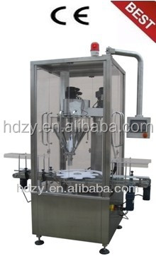High accuracy Automatic auger filler machine /jar Powder Filling Machine