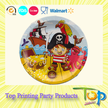 Best Price Decorative Party Disposable Christmas Paper Plates  sc 1 st  Zhongshan Topprinting Party Products Co. Ltd. & Best Price Decorative Party Disposable Christmas Paper Plates View ...