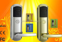 2014 smart card electronic lock for hotel door