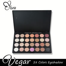 professional cosmetics New Style 28 Colors Eyeshadow Palette Makeup Kit