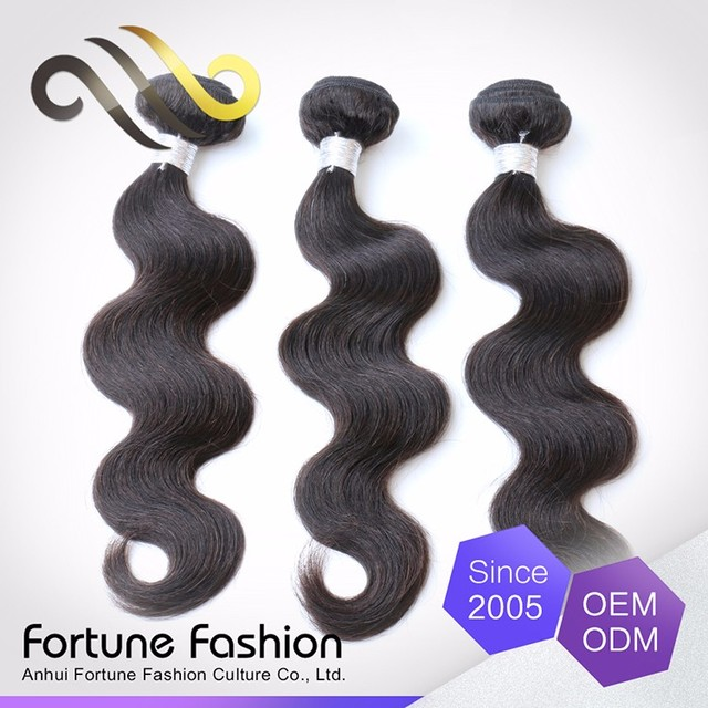 High Quality 3 Bundles Virgin Hair Brazilian Body Wave Tangle Free Outre Hair Weaves