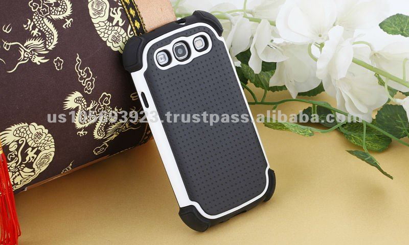 Hot sale snap case back cover for Samsung I9300 cover case