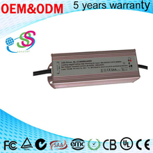 40W 30v triac dimmable waterproof led driver 1100ma transformer Constant Voltage Transformer With 3 Years Warranty