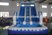 china supplier top qulity amusement park inflatable slide cheap inflatable slides