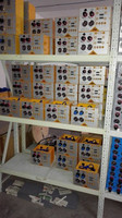 Intelligent manual powder coating control unit